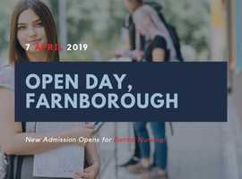 Open Day in April 7   Dental Nursing course in Farnborough