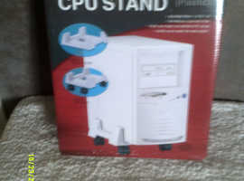 CPU Adjustable Personal Computer Stand - NEW!