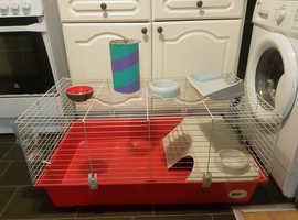 Ferplast indoor animal cage. Nearly new