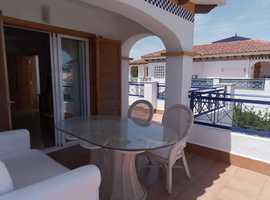 Apartamento en la playa de Vera