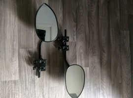 Caravan Towing Mirrors.