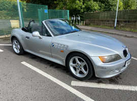 1999 BMW Z3 2.0 Roadster Convertible Low Mileage - 89,591