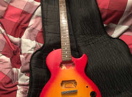 epiphone les paul special ii body