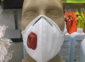 3M FFP2 FF3 and N95 respiratory mask for sale at affordable prices