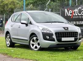 Peugeot 3008 1.6 E-HDI Active Automatic Very Desirable Diesel AUTOMATIC Peugeot with Low Miles