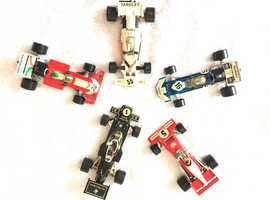 CORGI F1 MODELS - £10 the lot.