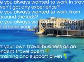 Travel Agent opportunity