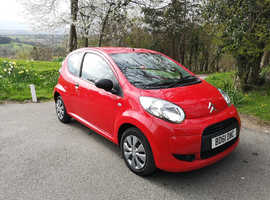 Citroen C1, 2011 (61) Red Hatchback, Manual Petrol, 39,091 miles