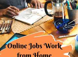 Find Online Jobs Work from Home with Ease