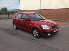 Kia Rio, 2008 (08), Manual Diesel, 83,000 miles
