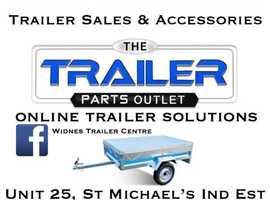 Trailers Trailer Parts Spares Supplies Accessories Bits Widnes Warrington Runcorn Frodsham St Helens Chester Merseyside Liverpool Cheshire UK GB