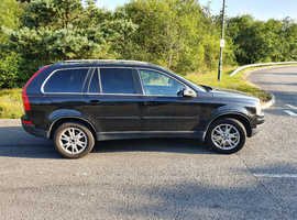 Volvo Xc90, 2007 (07) Black Estate, Automatic Diesel, 133,000 miles