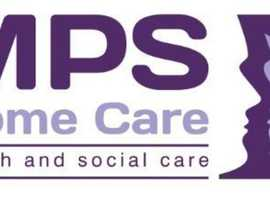 MPS Home Care are recruiting Carers for Home Care and Community placements