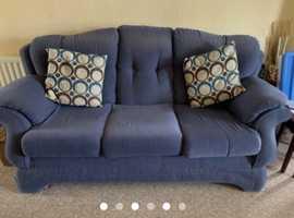 Sofa and chair combo!