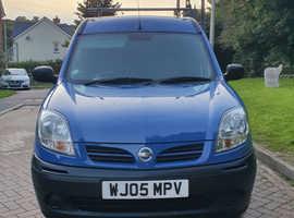 Nissan kubistar 1.5 dci 2005 **low mileage**