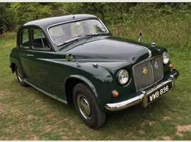 Classic Rover P4