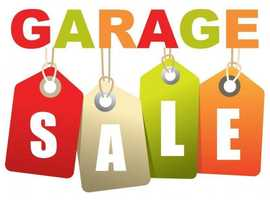 Garage Sale TODAY!! Sat 1st May, 09:00am till 3:00pm