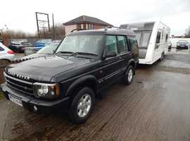 Land Rover Discovery TD5 GS , 2003 (03) , P`Ex wecome