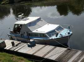 SEAMASTER 30 FULLY ENCLOSED WHEEL HOUSE