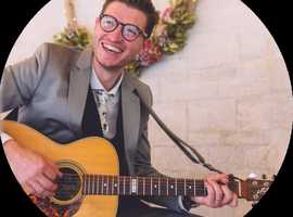Safe, fun & affordable Online Guitar Lessons with Harry - Qualified Teacher with a PGCE and Ba(Hons)