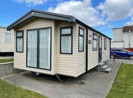 Bargain Brand new static caravan for sale, Brean Somerset