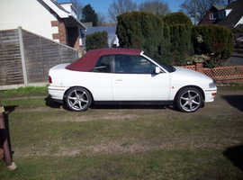 Ford Escort XR3i Convertible