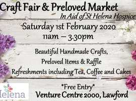 Venture Centre Craft Fair and Preloved Market, Lawford