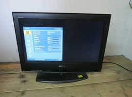 sony bravia 26 inch lcd tv