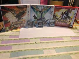 Nintendo DS/3DS Pokemon games