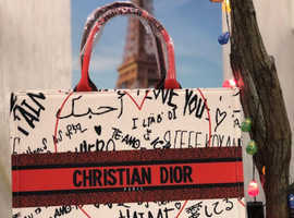 Christian Dior tote bag - FREE DELIVERY
