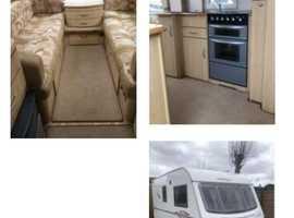 2007 coachman pastiche 2 berth caravan