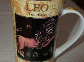 Leo Mug in Perfect Condition