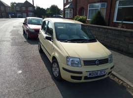 Fiat Panda, 2006 (06) Yellow Hatchback, Semi auto Petrol, 60,838 miles