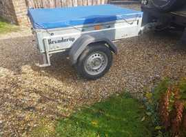 Brenderup 1150 S 5 x 3 trailer