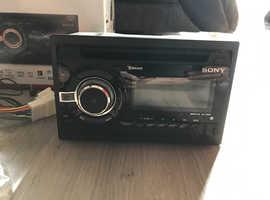 Sony WX-900BT Bluetooth Car stereo