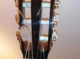 Amalio Burguet classical guitar