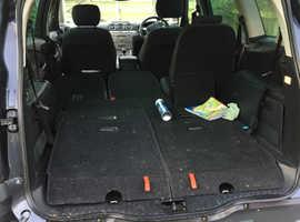 Ford S-Max, 2007 (07) grey mpv, Manual Petrol, 78000 miles
