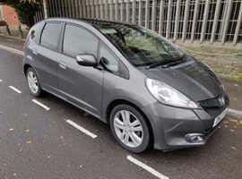 Honda Jazz, 2013 (13) Grey Hatchback, Manual Petrol, 43,600 miles