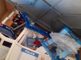 Playmobil police set