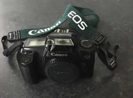 Canon EOS 1000F body only