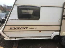 Bailey Caravan breaking for Spair parts