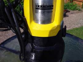 Karcher  dirt  pump
