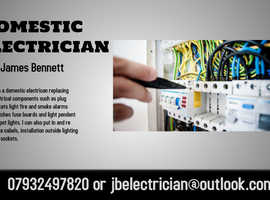 Local Qualified Domestic Electrician