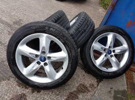 Ford focus zetec 09 alloy wheel £50