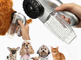 Electric Pet Vacuum Fur Cleaner