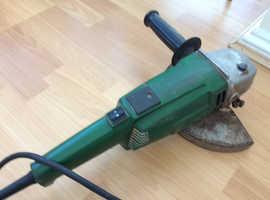 240volt polishing grinder