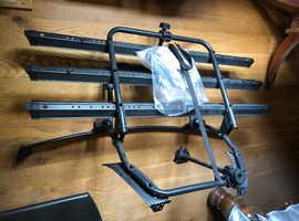 Bike rack for estate car