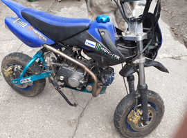 Shineray 125cc explorer Road legal pit bike