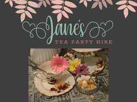 Jane's Tea Party Hire