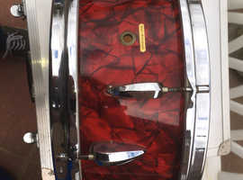 Trixon 60's conical wood snare drum